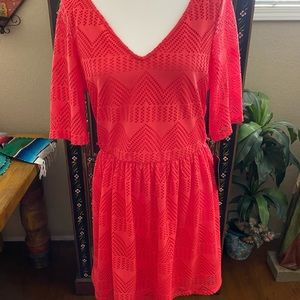 Beautiful Corral colored dress XL